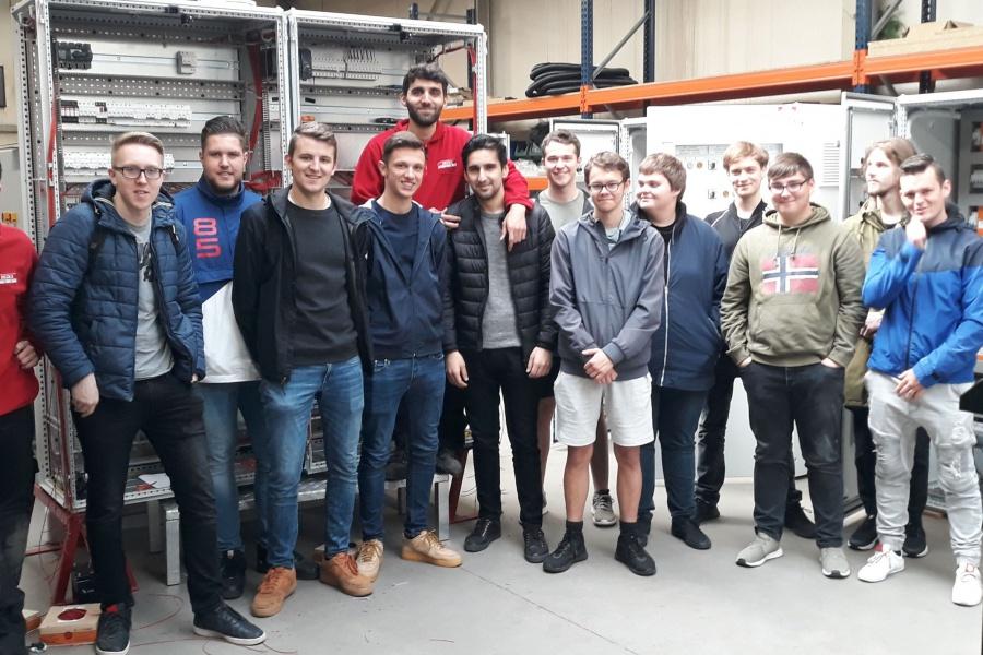 Afdeling elektromechanica van Stadsbader en Technisch Instituut Sint-Paulus slaan handen in elkaar