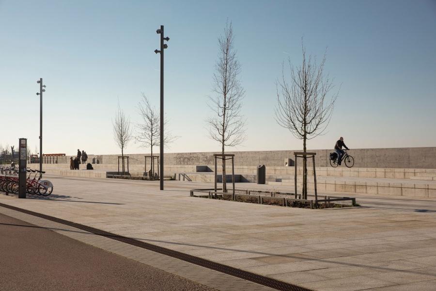 Scheldekaaien Antwerpen beste publieke ruimte