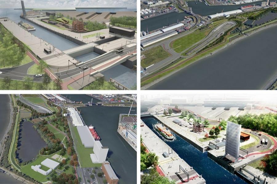 Rinkonîen consortium verkrijgt omvangrijk deelproject in Antwerpse Oosterweelverbinding