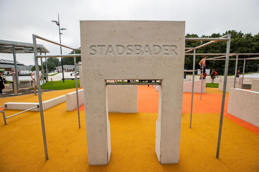 Opening Skatepark Gent