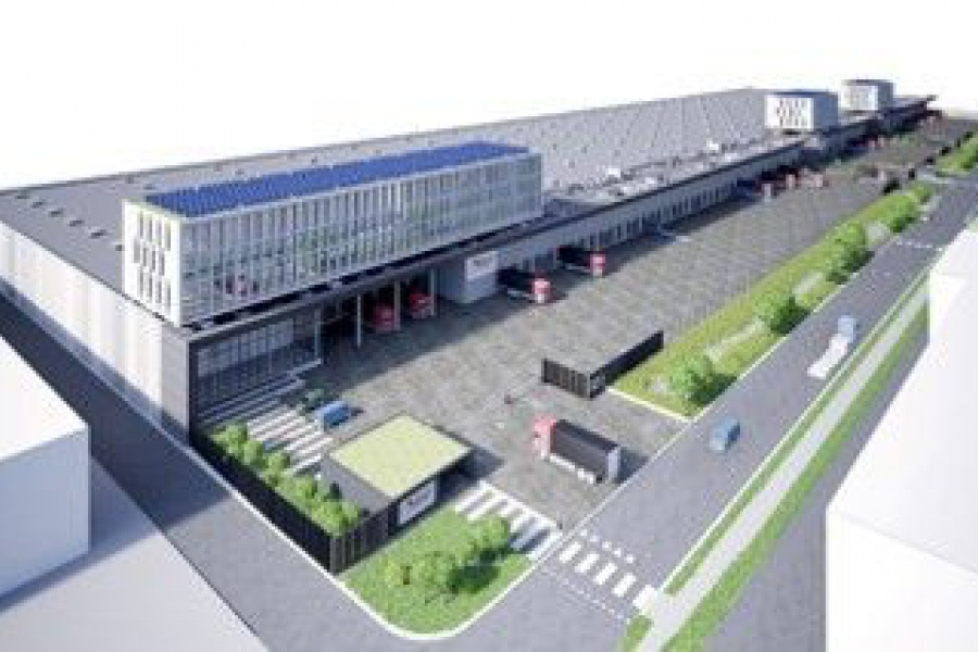 Toekomst lacht Kuehne + Nagel, WFS & Expeditors op Brussels Airport toe