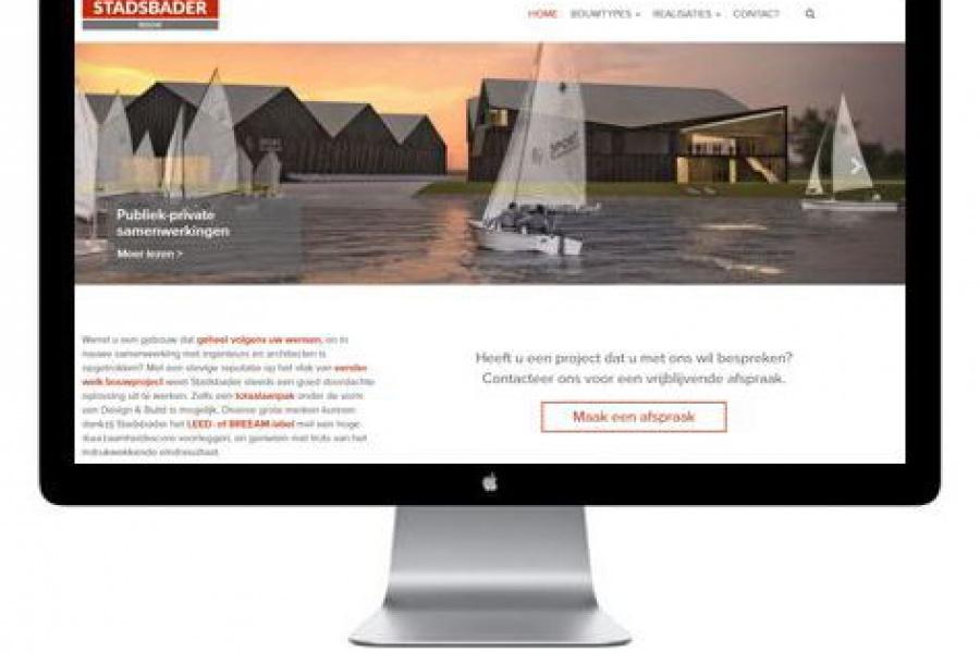 Nouveau site Web pour Stadsbader