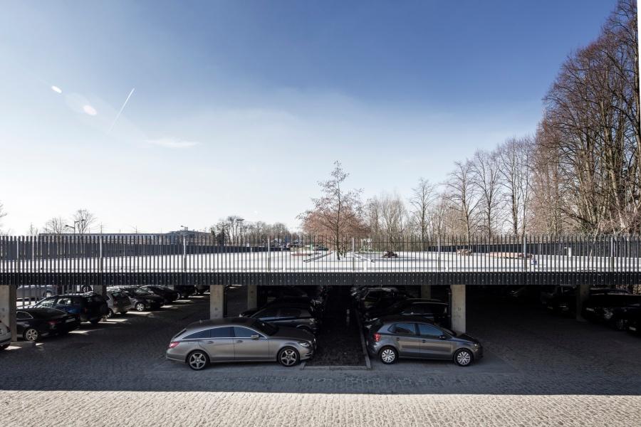 Parking Meerspoort Oudenaarde
