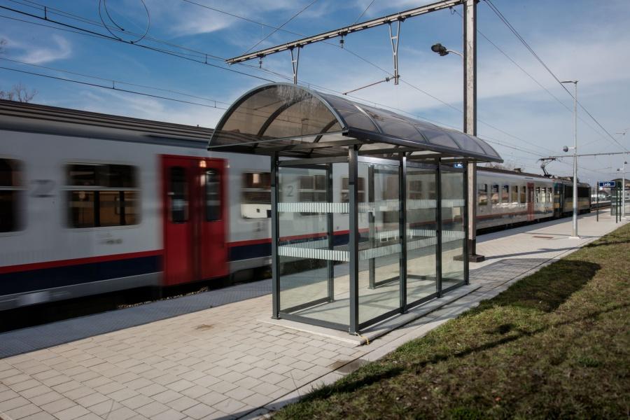 Station Lede