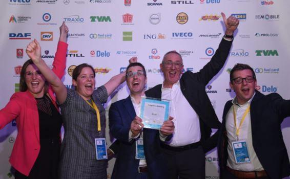 Partner Aldi wint Transport & Logistics Awards 2019
