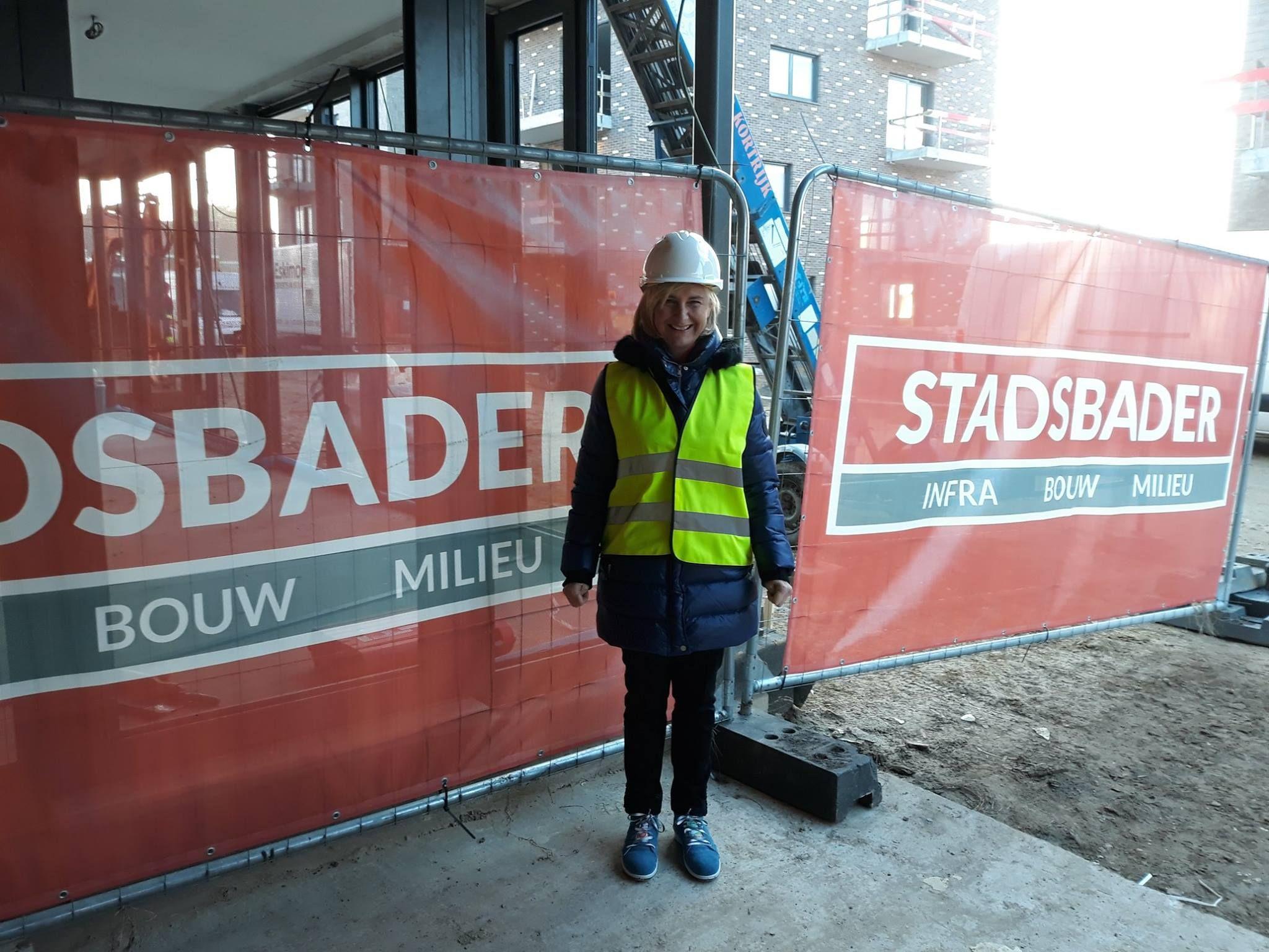 Hilde Crevits bezoekt nieuw woonzorgcentrum in Bellegem